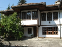 Родната къща на композитора в Шумен, днес музей