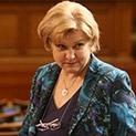 Шефката на комисията по бюджет и финанси в парламента Менда Стоянова