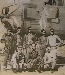 Американски пилоти преди боен полет над Балканите