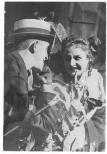 От първия български игрален филм са останали само фотоси