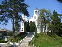 Храмът на Клисурския манастир
