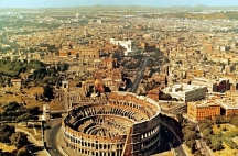 ...та чак до италианската столица Рим. Във вечния град признателния крал му издигнал бюст.