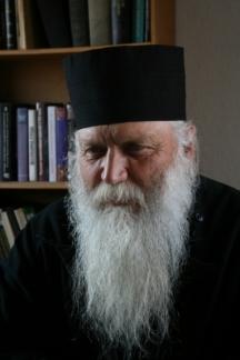 Архимандрит Касиан, игумен на Копиловския манастир