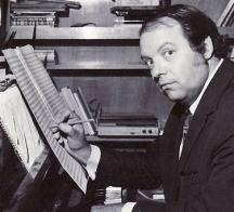 Съпругът - композиторът Ангел Заберски