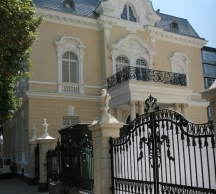 Старото китайско посолство в София
