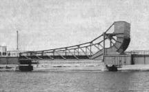 Мостът свързвал кварталите Аспарухово и Галата с Варна.