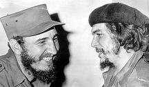 Кастро със съратника си Ернесто Че Гевара