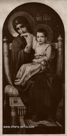 """Иконата от храма """"Св. Александър Невски"""""""