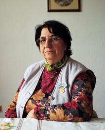Една от майките героини на България