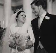 Сватбата на царя с испанската аристократка доня Маргарита