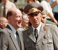 Симеон II с Бойко Борисов