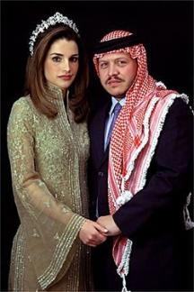 Кралското семейство - Абдула и Рания