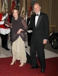 Симеон и Маргарита на официален прием