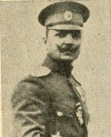 Генерал Георги Мархолев се отличил много в Балканската война
