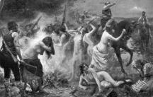 Образът на робството - пресъздаден в много картини