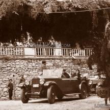 Такси, обслужващо хотелите в курорта Костенец. Снимки от сайта