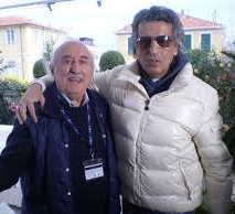 Йосифов с легендата на италианската песен Тото Котуньо