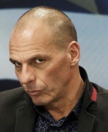 Янис Варуфакис - бившият финансов министър на Гърция
