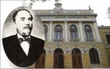 Димитър Хадживасилев и Търговската гимназия в Свищов