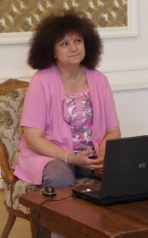 Авторката Светланда Рашкова