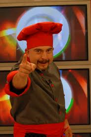 Телевизионният кулинар Ути Бъчваров