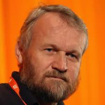 Писателят Ян Новак
