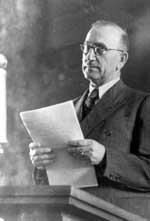 Първият ОФ-премиер Кимон Георгиев