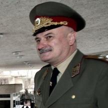 Бившият шеф на военните разведки генерал Пламен Студенков