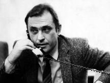 Журналистът и приятелят Владислав Панов