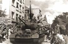 Съветските части влизат в София чак на 15 септември 1944 г.