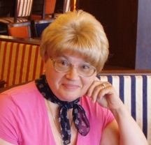 Поетесата Олга Малцева-Арзиани
