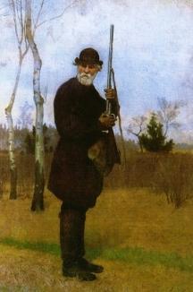 Писателят Иван Тургенев