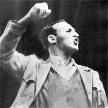 Живков като народен трибун в началото на партийната си кариера