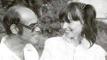 Дамян с Лили Иванова, изпяла много песни по негови стихове