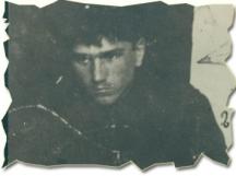 Червенков като млад революционер