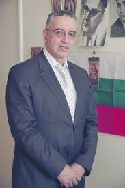 Д-р Тотко Найденов, главен редактор на вестник