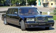Бронираните лимузини ЗИЛ бяха в употреба до 90-те години на миналия век