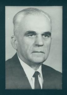 Стоян Караджов, дългогодишен шеф на Централната контролно-ревизионна комисия на БКП