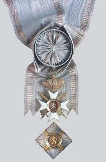 Генералът бил кавалер на два ордена