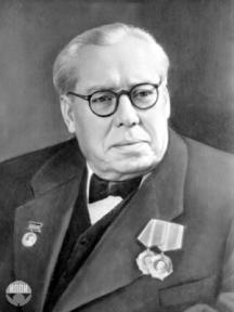 Акад. Николай Севастиянович Державин