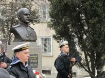 Паметникът на полковник Петър Димков във Варна