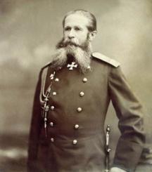 Фотопортрет на славния генерал