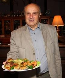Майсторът в кухнята Йордан Стоичков
