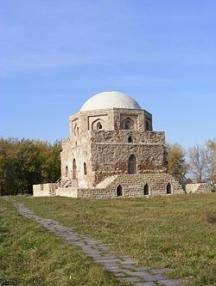 Древният град Булгар - Черната палата