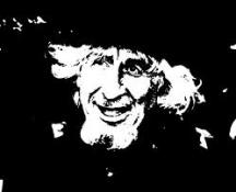 Един рядък графичен портрет на Ралин