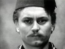 Илия Добрев в образа на Левски