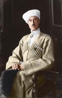 Генерал-полковник (и барон) Пьотр Врангел (1878-1928).