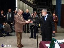 През миналата година Жалов навърши 60-години. Той бе поздравен от шефа на федерацията на пещерняците д-р Петър Берон