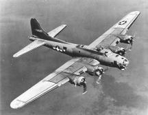 Бомбардировачът В-17