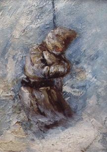 Детайл от картината